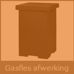 Gasfles afwerking active